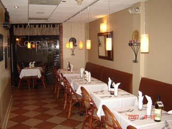 The Secret Ingredient Restaurants Coppia Fairfield Ct