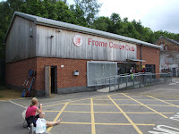 Frome Canoe Club Clubhouse