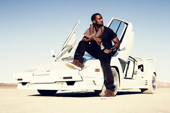 1985 White Lamborghini Countach 2 Of Em Kanye West Forum