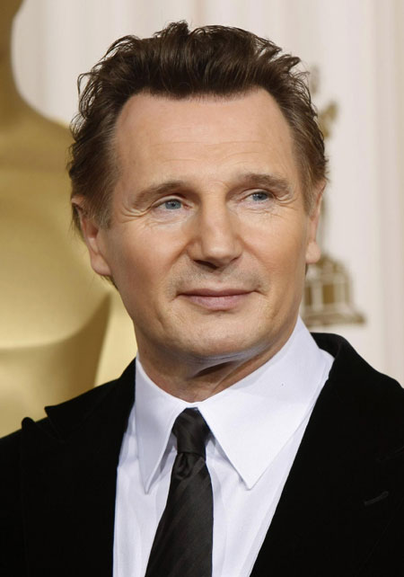 "Liam Neeson And Olivia Wilde Are Paul Haggis Third Person: Agree To Disagree: Liam Neeson Cast In ""Battleship"""