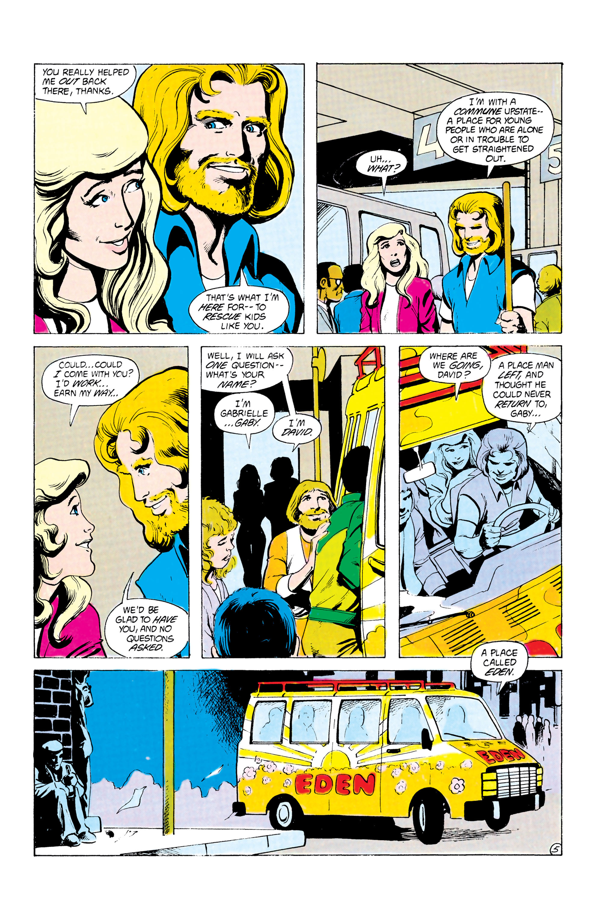 Batman and the Outsiders (1983) 24 Page 5