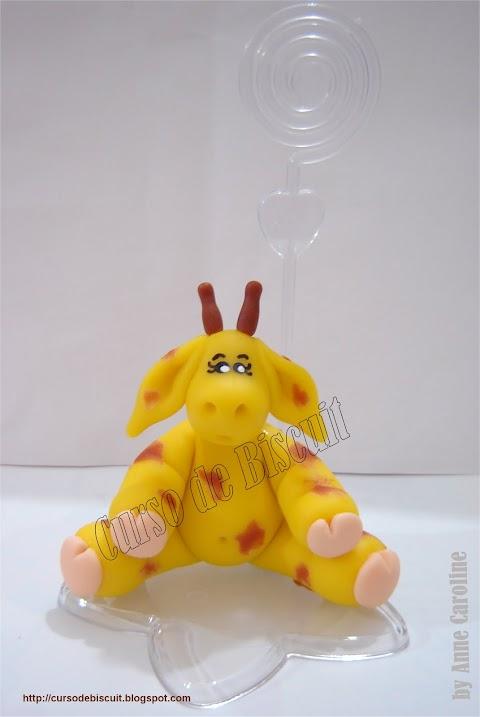 Porta Recado de Girafa (Intermediário)