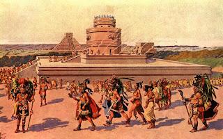 Misteri Dunia: Peradaban Suku Maya Yang Hilang