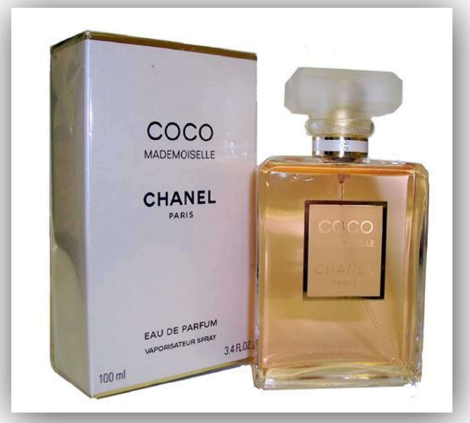 Cosmetics & Perfume: Chanel coco mademoiselle in Spain