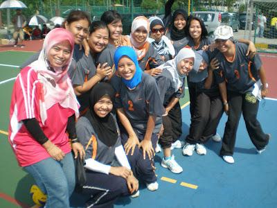 Team Bola Tampar KLN