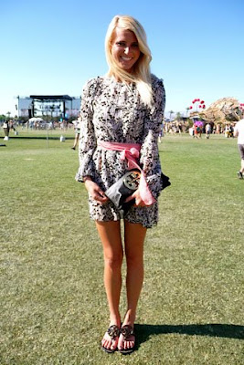 fashion styles women  Coachella festival was the place to be 5d7e12164