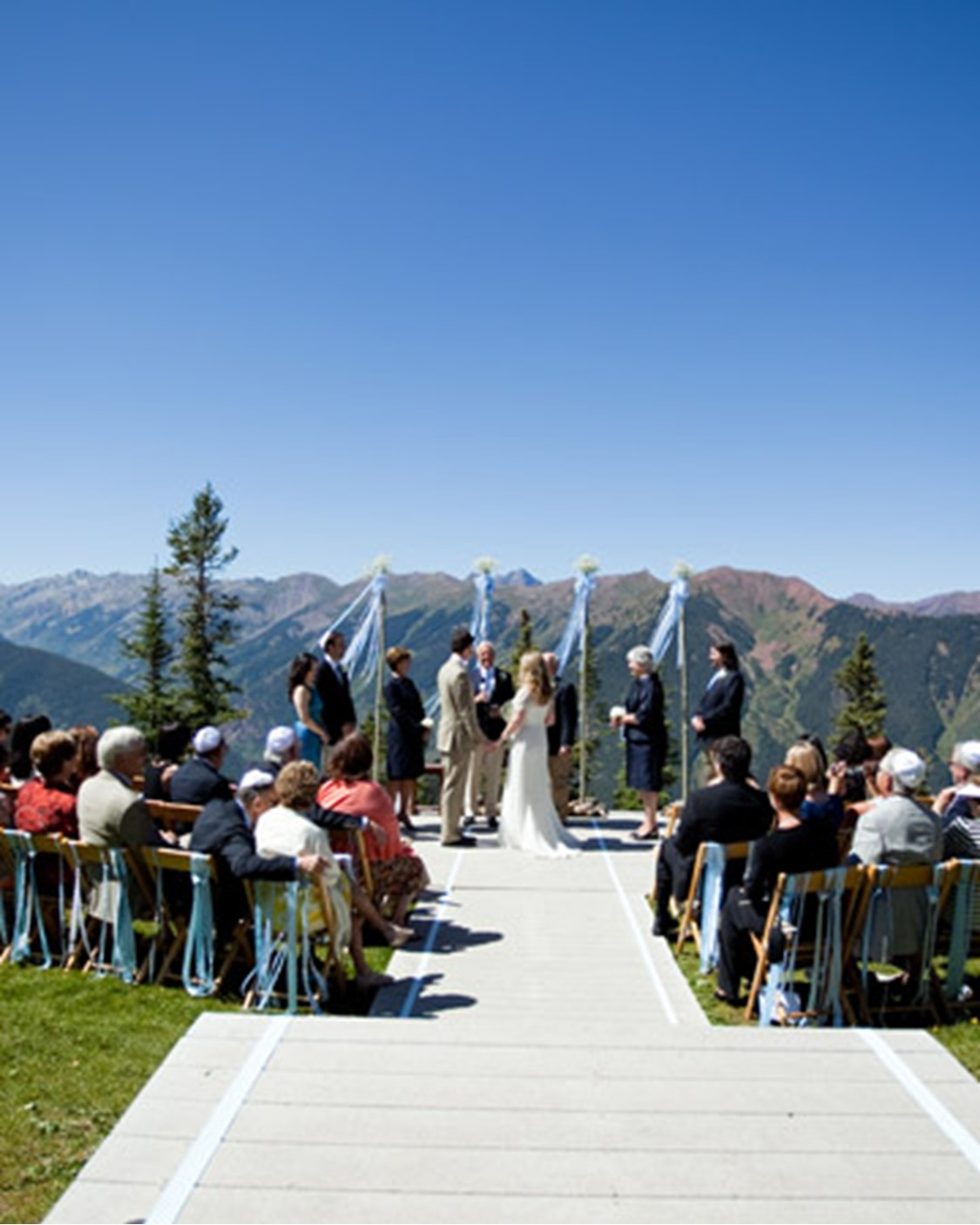 Wedding Ceremony Sites: Once A Bride...: An Outdoor Affair