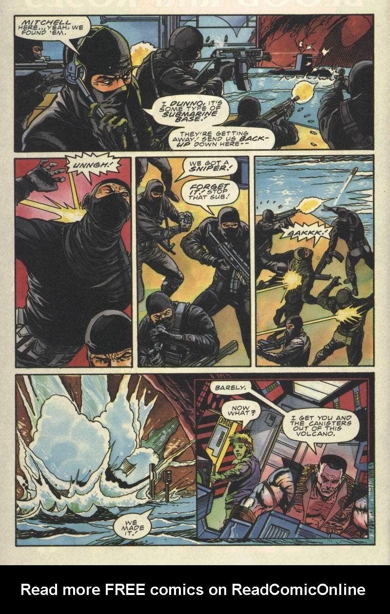 Read online Secret Weapons comic -  Issue #10 - 8