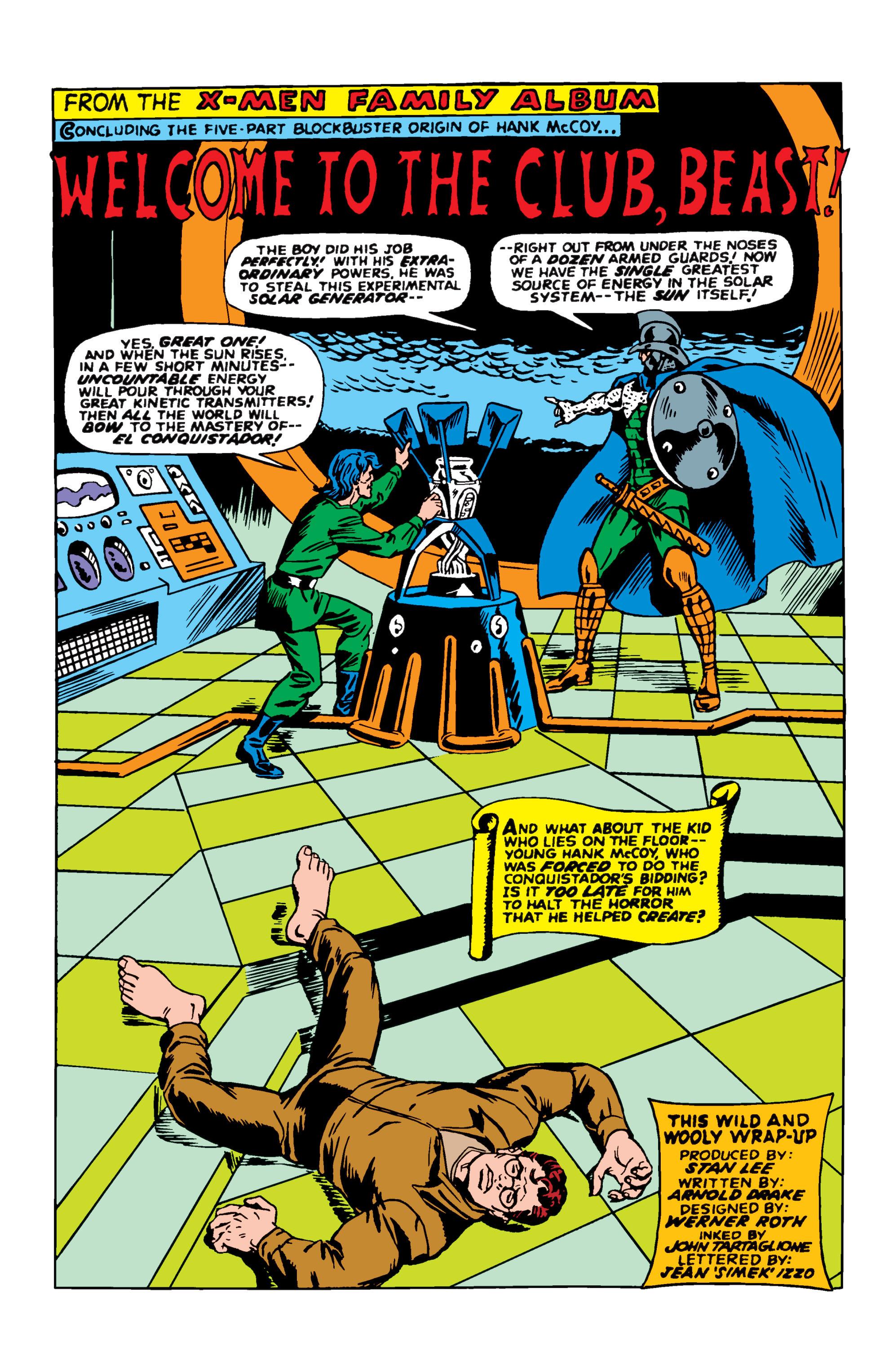 Uncanny X-Men (1963) 53 Page 16