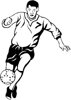 bola Pertandingan Perdana Kejuaraan Sepakbola Pelajar se Kota Padangsidimpuan ke 3 tahun 2009 SMA N 1 Tekuk SMA Kampus 2 1