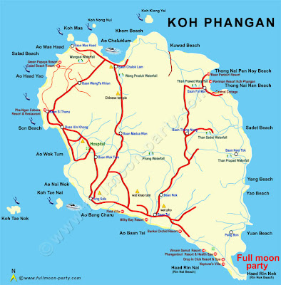 Thailand Bali and Other Beaches and Islands Ko Phangan updated