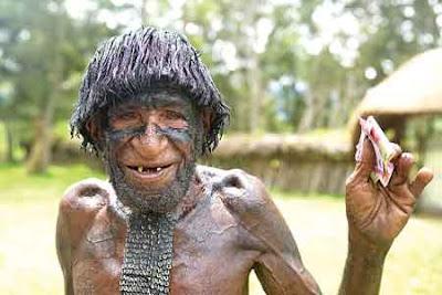 Ritual Tradisi Memotong Jari di Papua