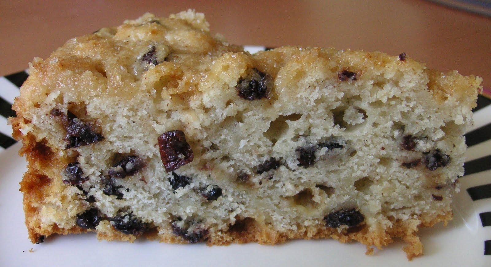 Currant Cake Recipe Uk