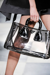 Presenting: Prada S/S 2010 - Transparency in Times of Recession?