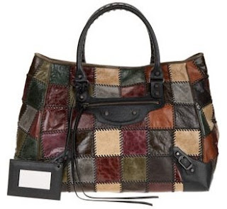 Love It or Hate It: Balenciaga's Patchwork Bag