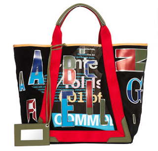 Love It or Hate It: Balenciaga's Daim Alphabet Tote