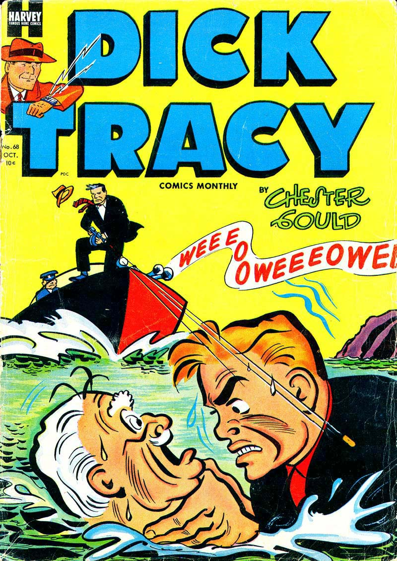 Dick Tracy (1950) 68 Page 1