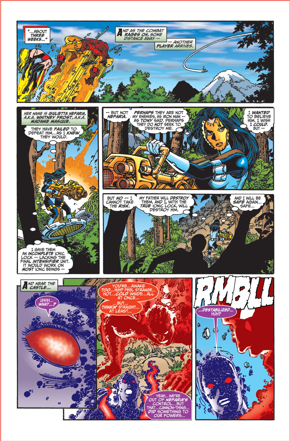 Read online Avengers (1998) comic -  Issue #34 - 14