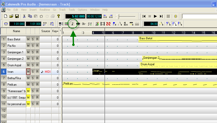 Software Cakewalk Pro Audio 9 Full Version - fertodonnelogic