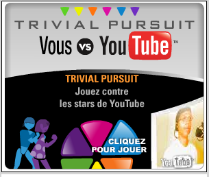 trivial pursuit casual le combat entre le monde et youtube instant buzz. Black Bedroom Furniture Sets. Home Design Ideas
