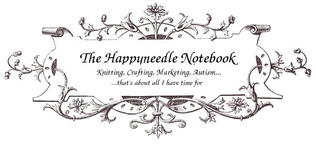 The Happy Needle Notebook