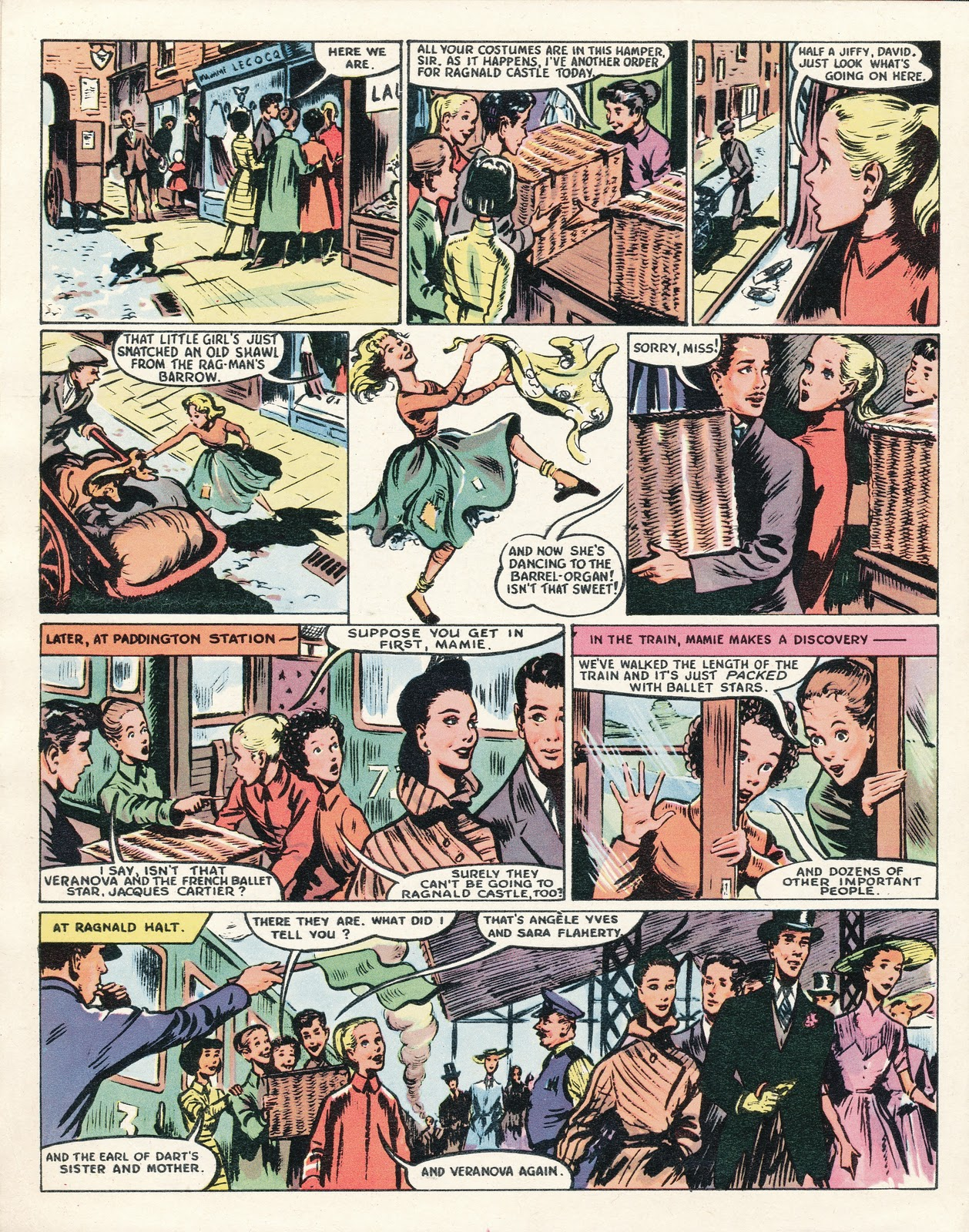 Out Of This World: British Girls' Comics: Girl - Pioneer of