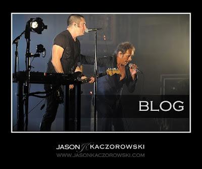 best sneakers 2c703 b9e48 Jason Kaczorowski Photography: Nine Inch Nails ~ Aragon ...