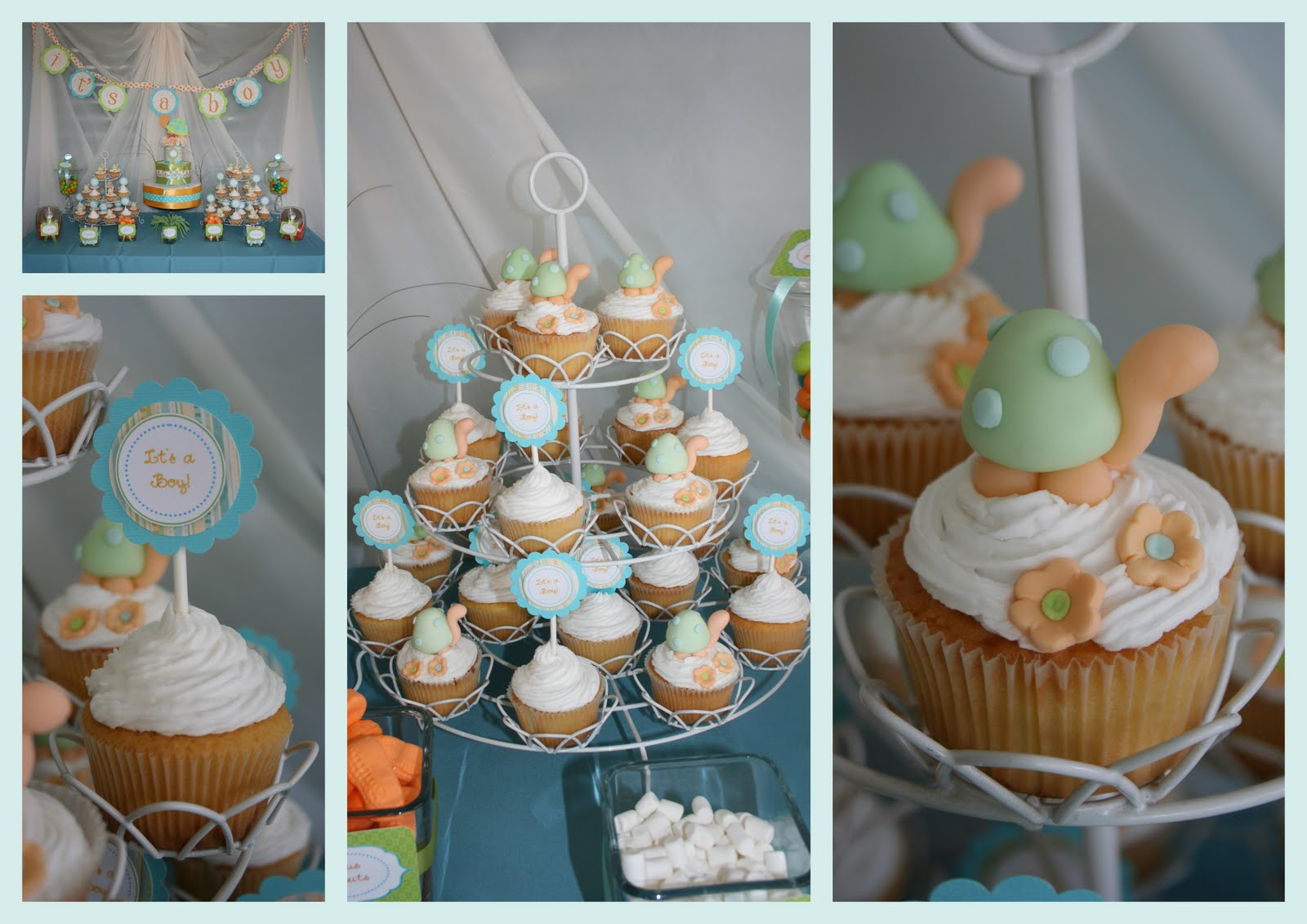 Partylicious Events Pr Turtle Baby Shower