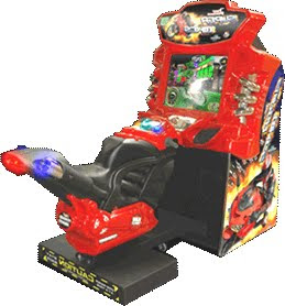Fast and the Furious Super Bikes Racing Arcade Game of which Top Ender is tops at!