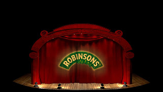 Screenshot of Robinsons Put on a Panto