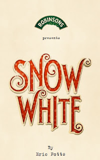 screenshot of Robinsons Put on a Panto Script of Snow White