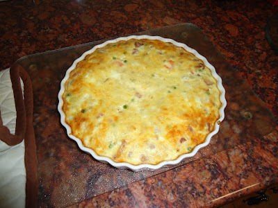 A Home Made Quiche