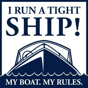 Run A Tight Ship 87