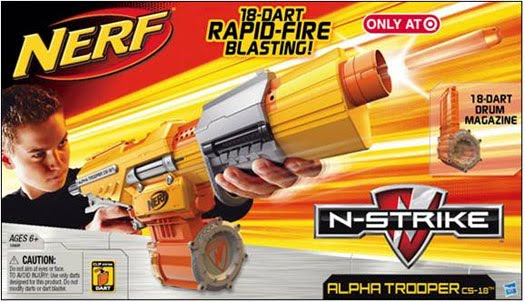 Ultimatenerf 3 New Nerf Guns Coming Soon