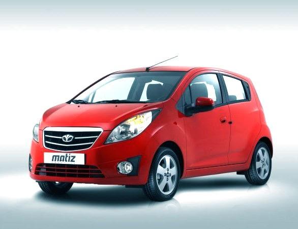 Новинки авто: Новый Daewoo Matiz Creative (Део Матиз ...