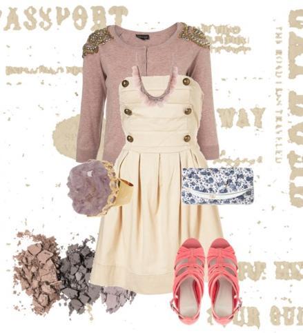 Asos Pink Heeled Shoes