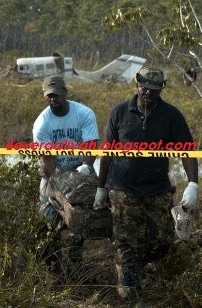 4everAALIYAH: Aaliyah's Plane Crash [RARE EXCLUSIVE PHOTOS]