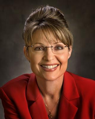 Alaska Gov. Sarah Palin (GOP VP Nominee)
