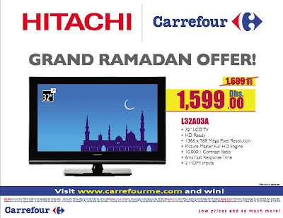 Deals and Discounts: Ramadan promotions at Carrefour