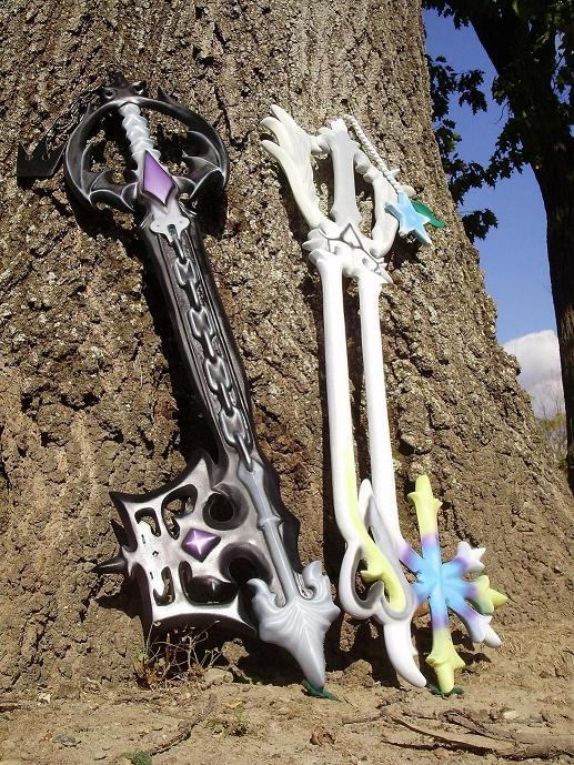 Buster Cleveland Kingdom Hearts Oathkeeper And Oblivion Fini