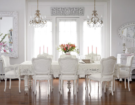 Liz Lassiter Interiors: All White Rooms. Gorgeous.