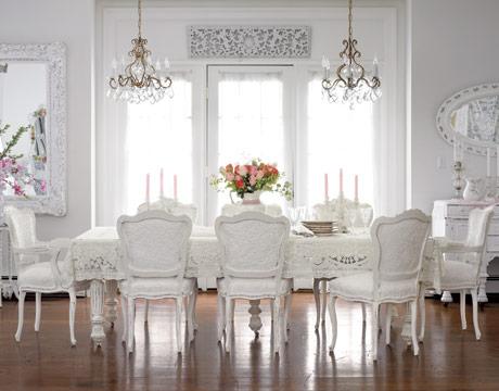 Liz Lassiter Interiors: All White Rooms. Gorgeous.