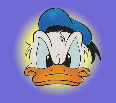Resultado de imagen de un pato con cara de malo