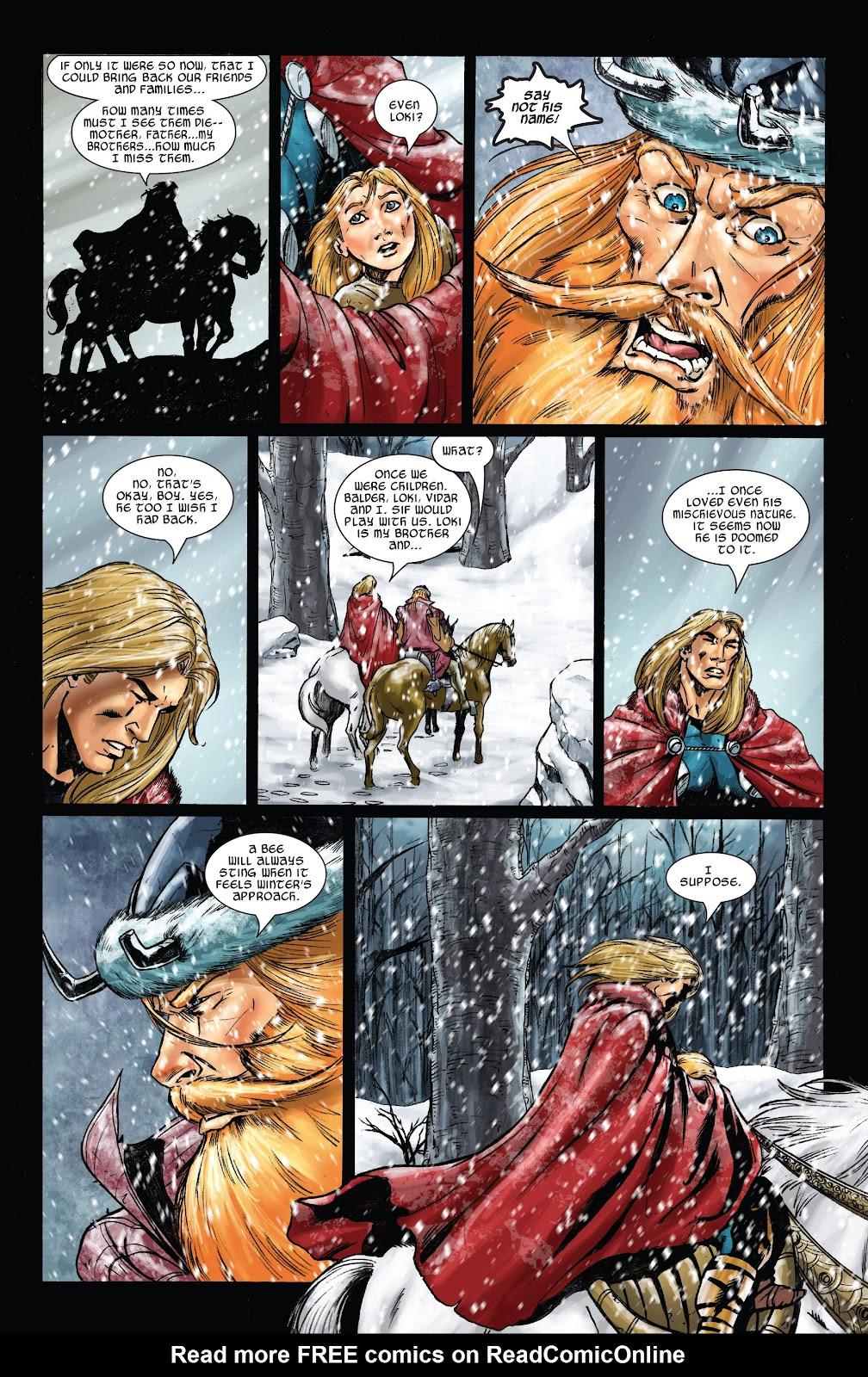Read online Thor: Ragnaroks comic -  Issue # TPB (Part 2) - 86