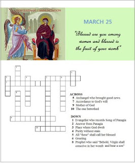 Orthodox Christian Education March