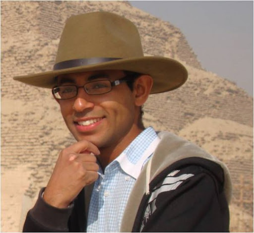 Ahmed Seddik: Egyptologist, Lecturer, Translator, Editor, Media Producer and Tour Guide