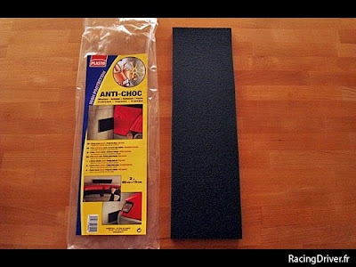 le secret pour ne plus ab mer vos porti res dans votre garage nettoyage et detailing. Black Bedroom Furniture Sets. Home Design Ideas