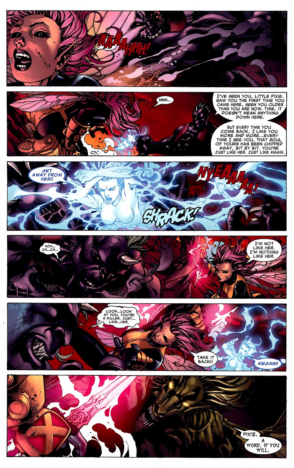 Read online X-Men: Second Coming Revelations comic -  Issue # TPB (Part 2) - 18