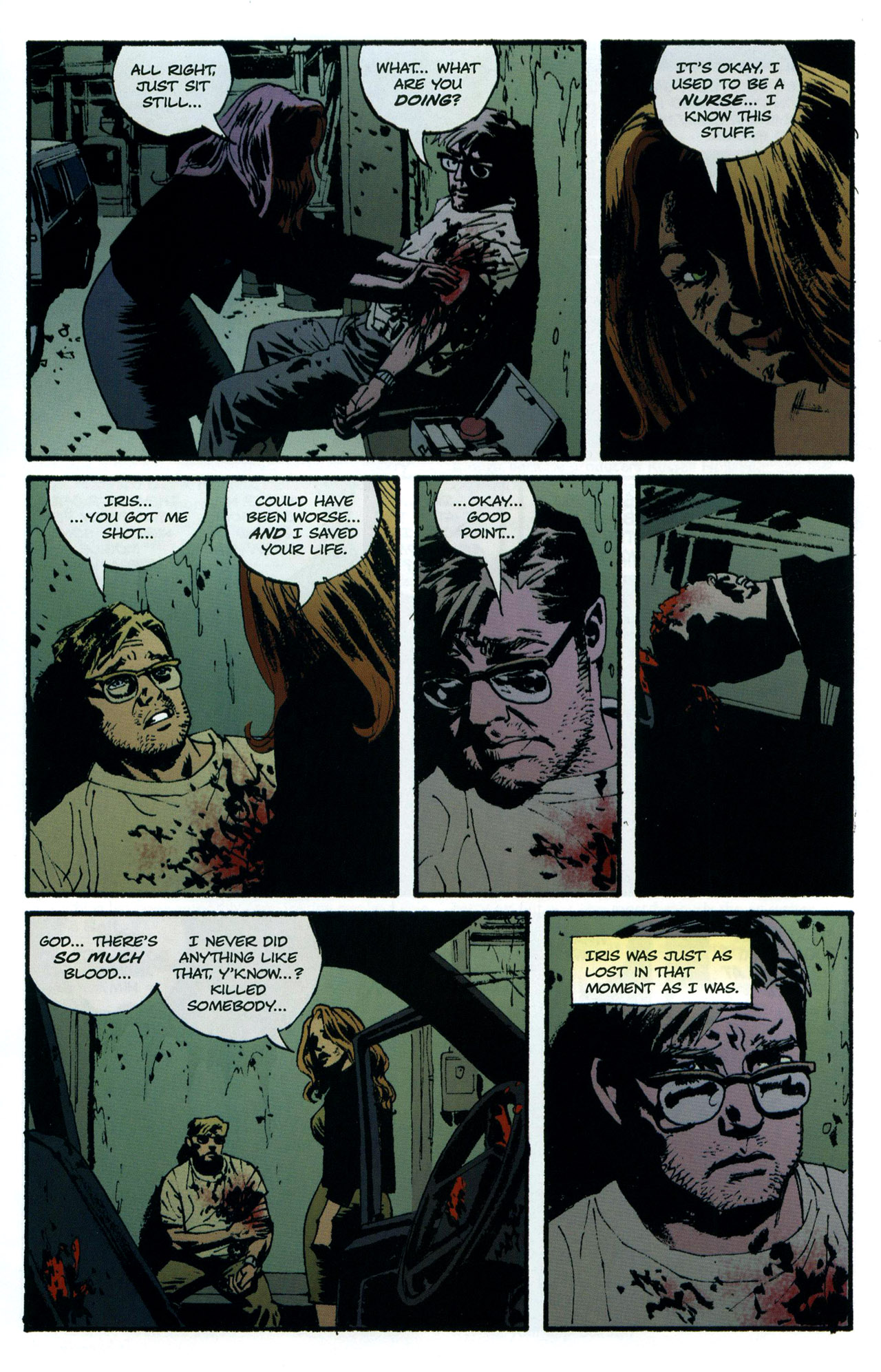 Read online Criminal (2008) comic -  Issue #5 - 27