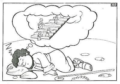 HISTÓRIAS EVANGÉLICAS INFANTIS: O Sonho de Jacó
